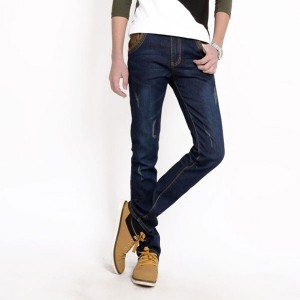 mens abraded jeans
