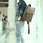 Mens canvas Backpacks