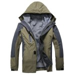 Hiking Waterproof Hooded Coat