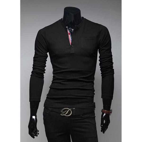 Mens Polo Neck Shirts