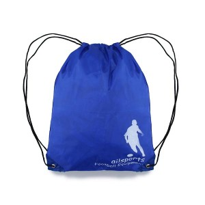 Blue Basketball Backpack