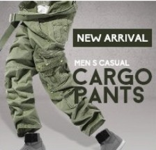 Men's Fashion Pants
