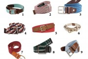 Casual Business Belts
