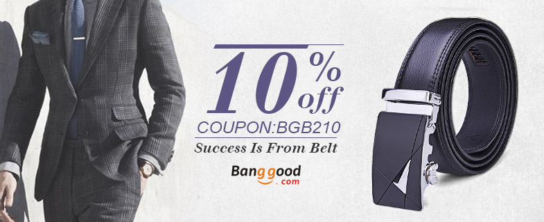 Mens Business Belt