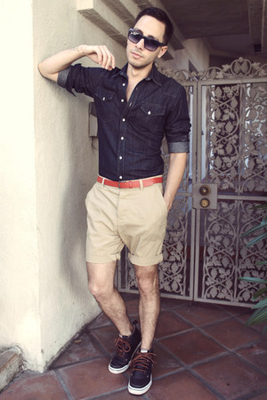 mens fashion shorts