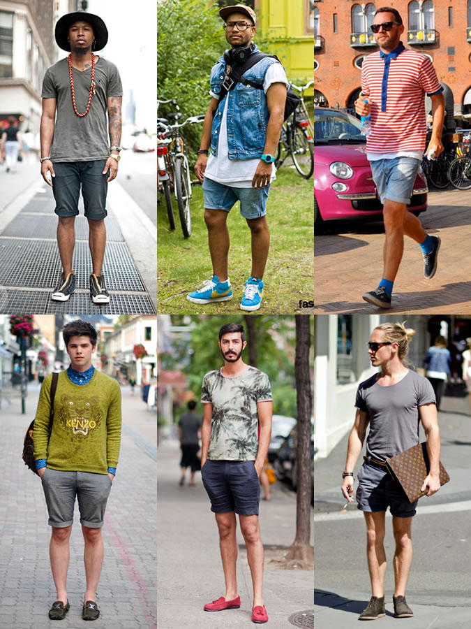 Cool Wearing Collocations: Men's Jeans Shorts & Fashion Designer ...