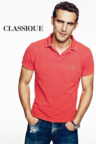 designer polo shirts