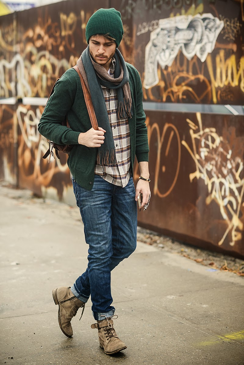 Fashion style for men casual