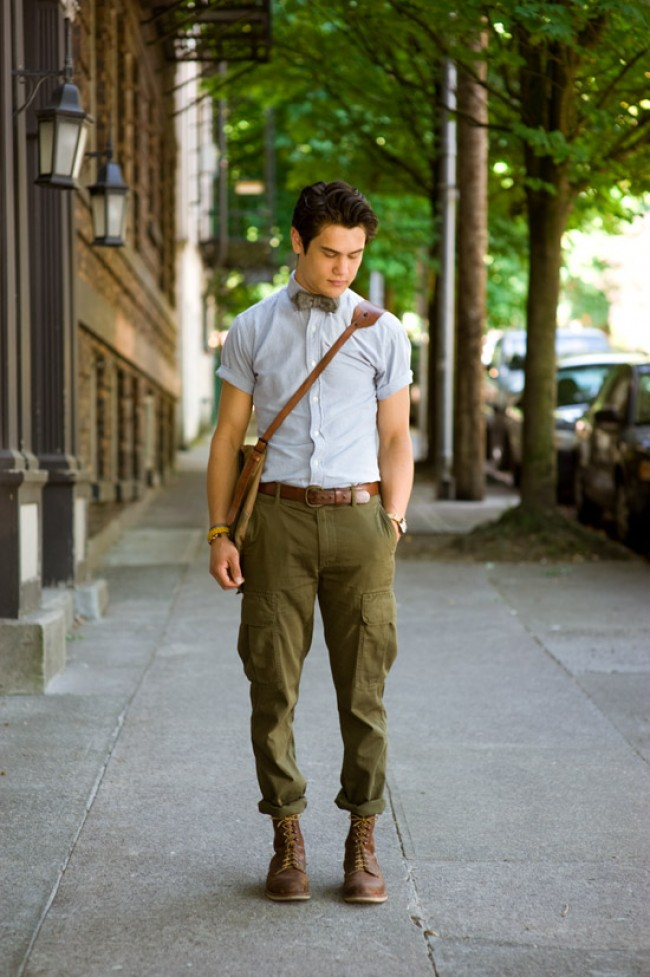 Fashion Men's Cargo Pants, Add Cool Feeling to Your Appearance ...