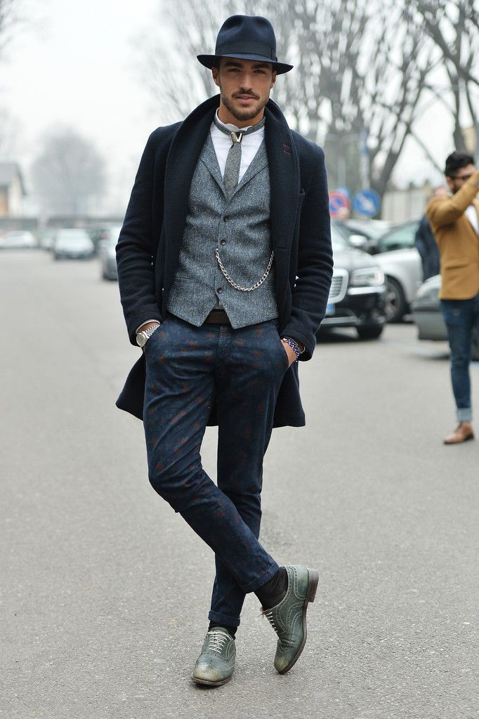 Mens Casual Business Shoes