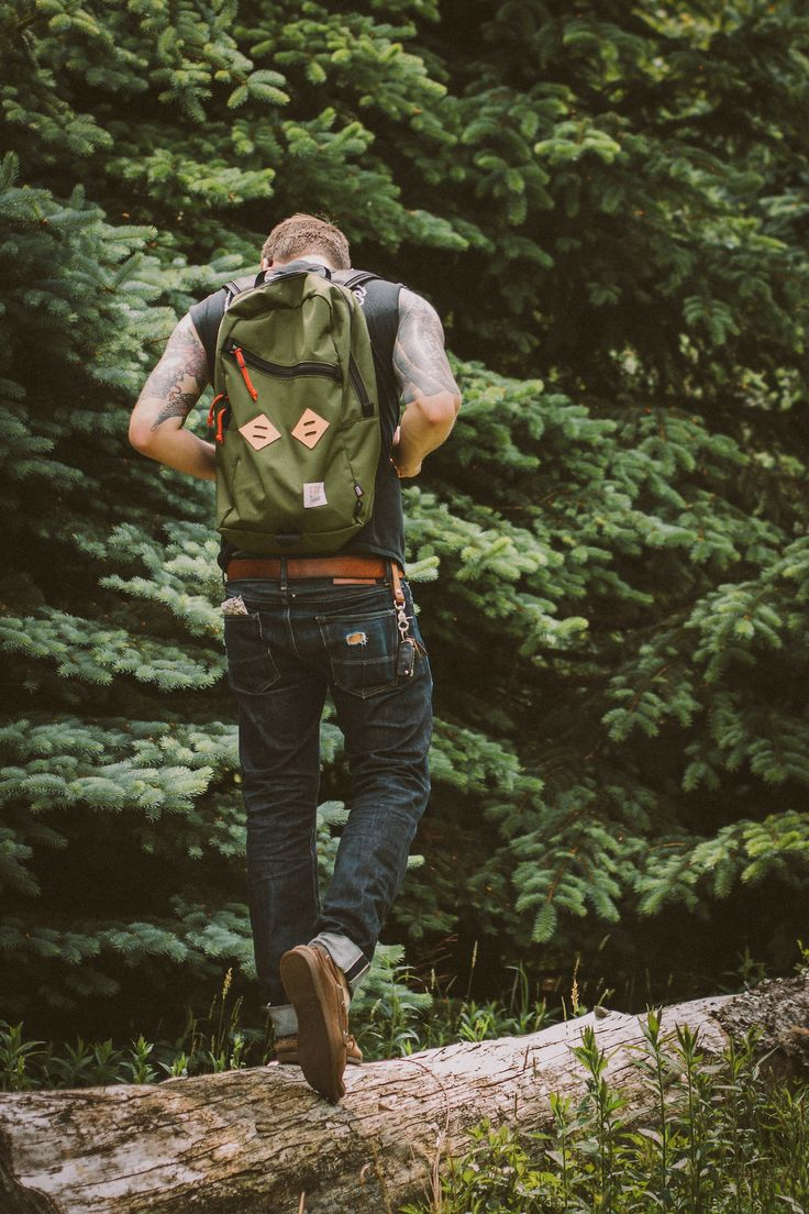 Men Canvas Cosplay Backpack