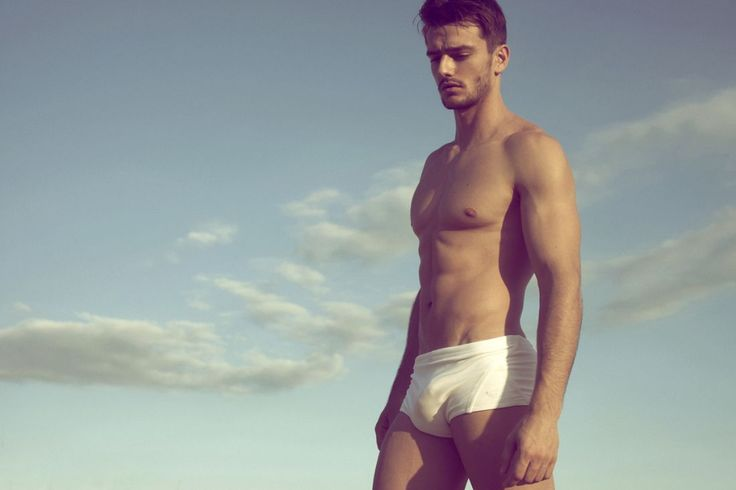 mens ribbed cotton briefs