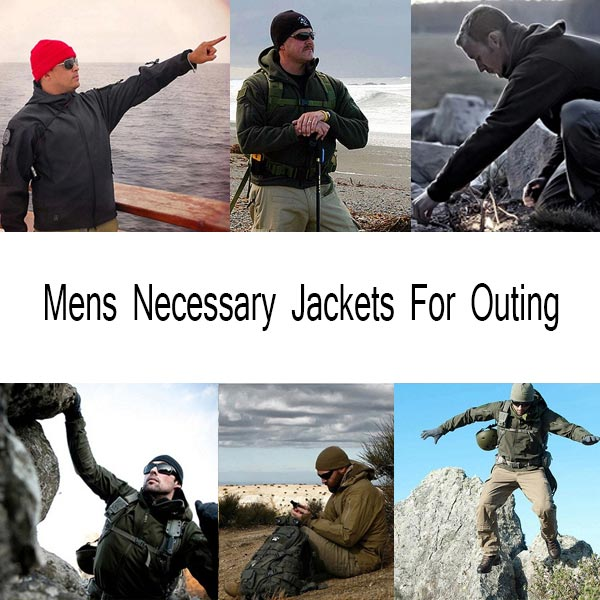 Mens winter coat