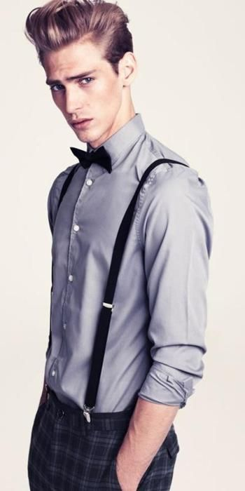 Men Slim Dress Shirt