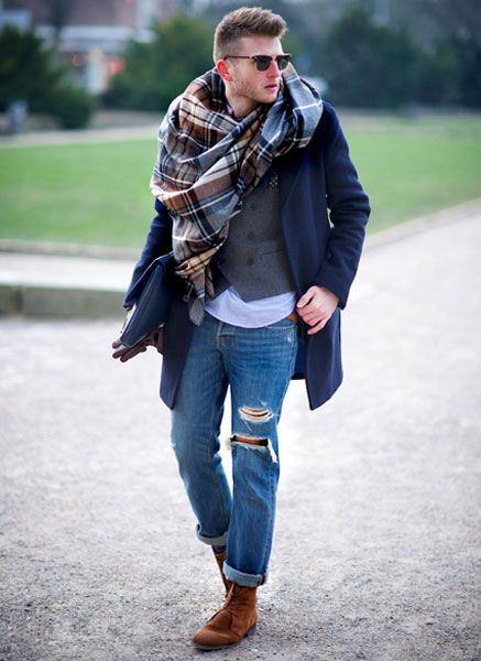 Show High Fashion Looking In Winter! - Men Fashion Hub