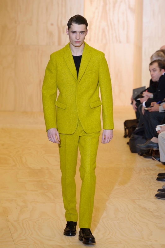 Stand Collar Suit