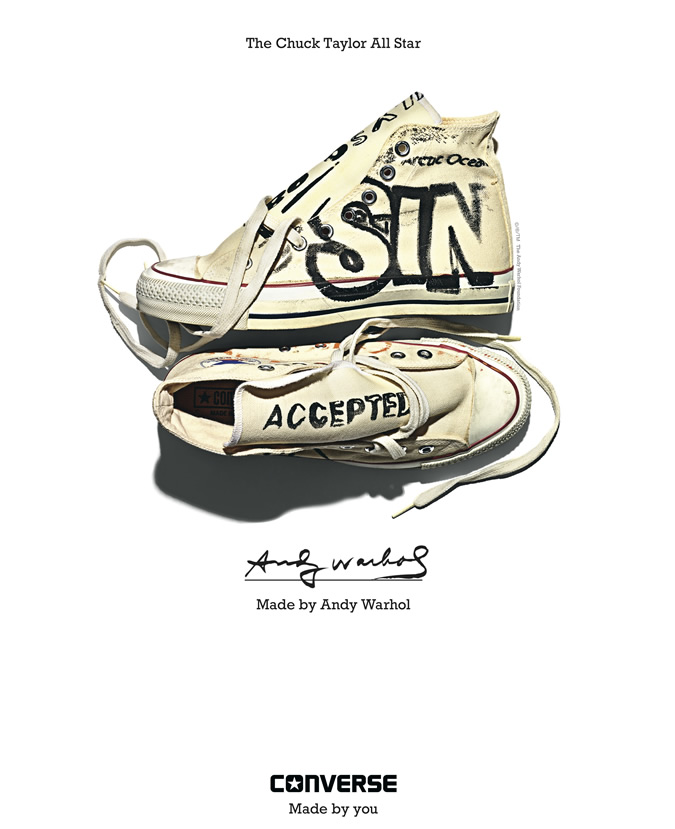 Converse Made By You Campaign