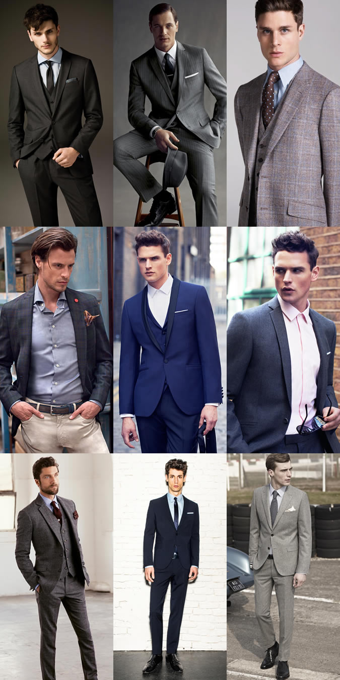 Mens Slim Fit Shirts