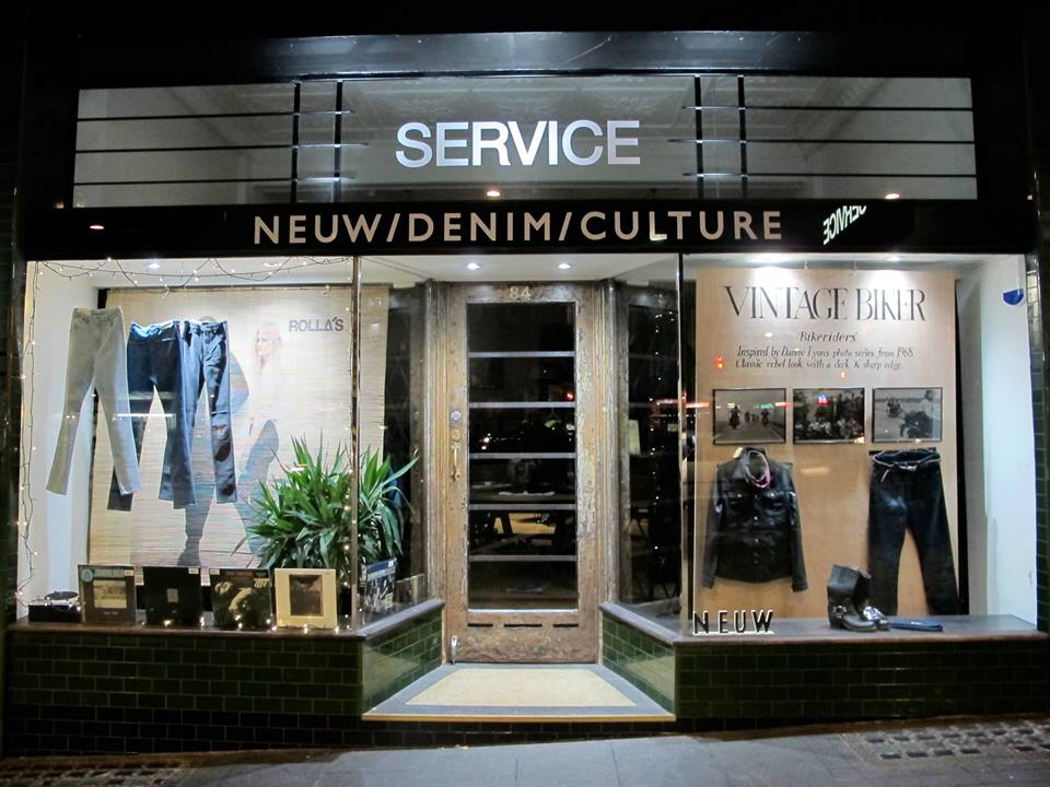 Service by Neuw Denim