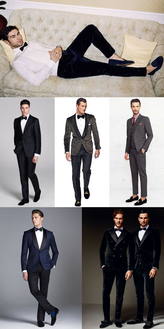 individual formal suit