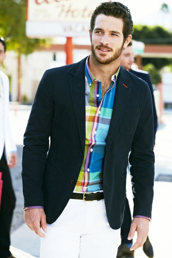 mens plaid shirts