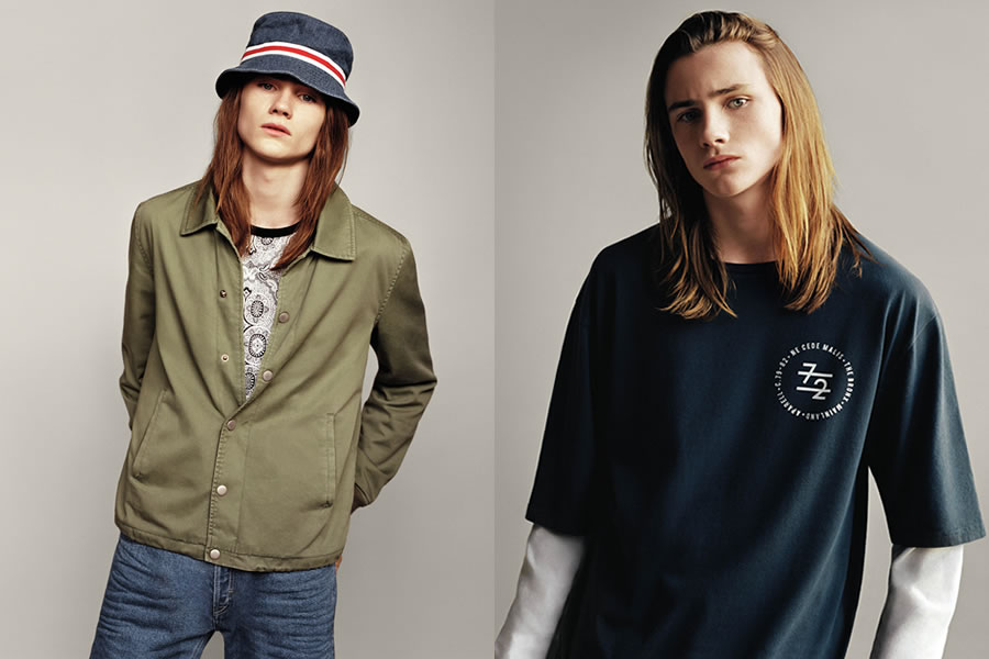 2015 Topman  Summer Advertising Campaign