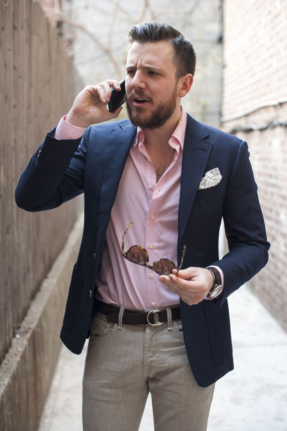 Baby Pink Shirt For Man | Is Shirt