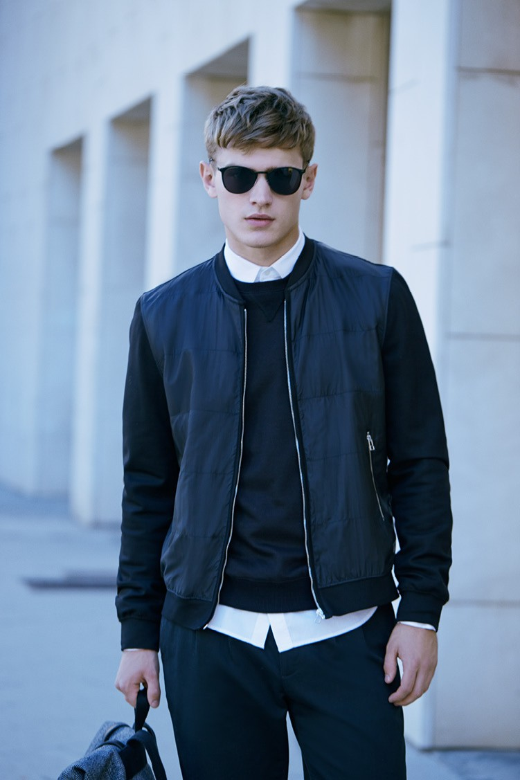 2015 Spring Essential for Men, Bomber Jackets - Men Fashion Hub