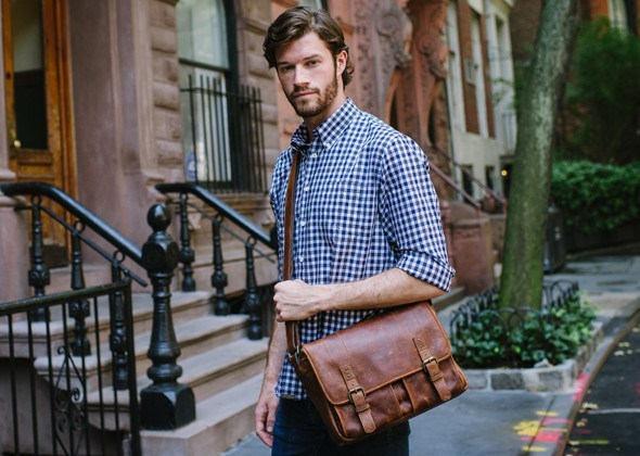 Men's Stylish Messenger Bags - Men Fashion Hub