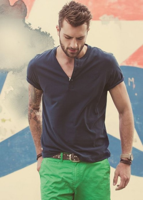 mens short-sleeve t-shirts