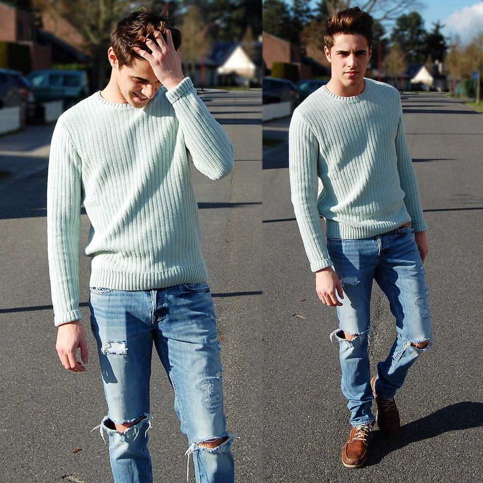 Cool Boys&39 Favorites: Designer Ripped Jeans - Men Fashion Hub