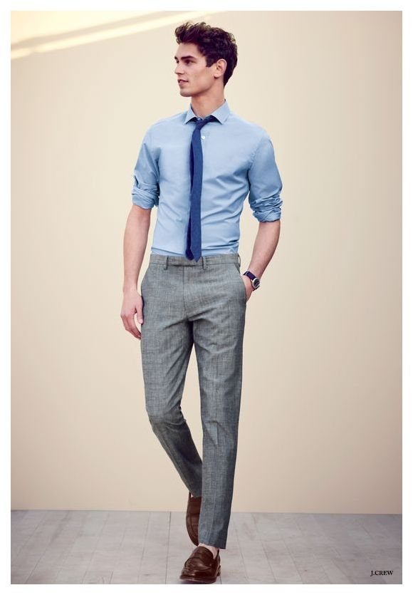 Mens Casual Bussiness Shirt