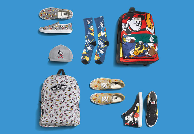 Vans Disney Collections