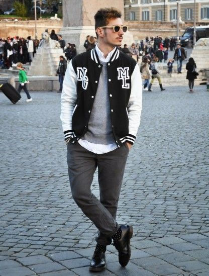 Baseball Jacket Style - JacketIn