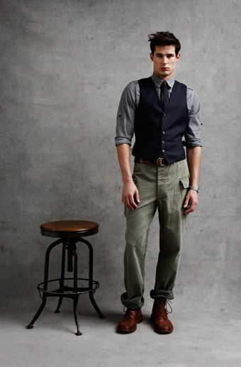Casual Cargo Pants For Men
