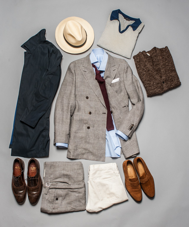 Collocation Tips Spring Casual Business Style Dressing Up Men Fashion Hub