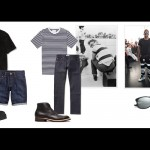 men clothing collocation