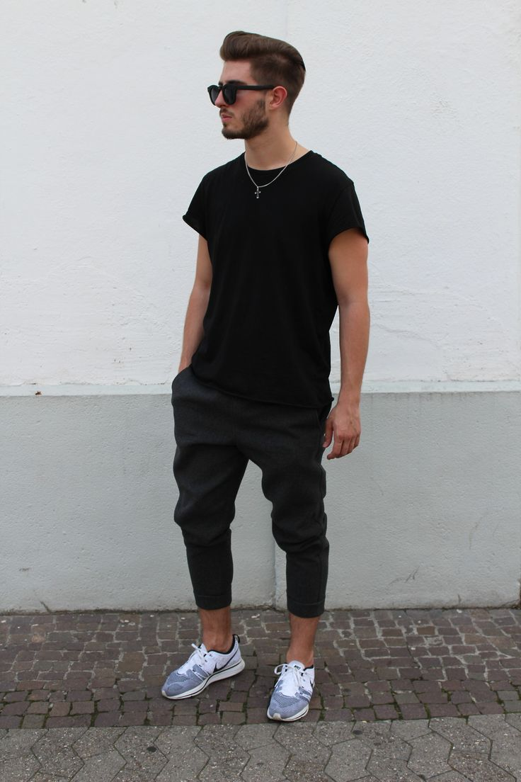 How To Show Fashion Looks By Men S Jogger Pants Men Fashion Hub
