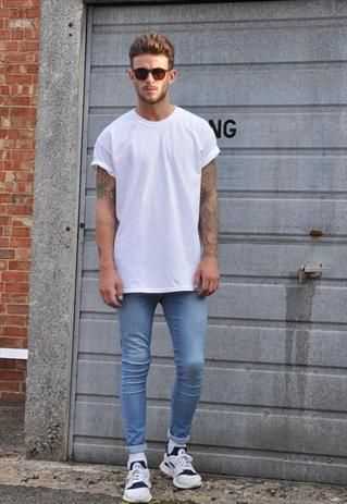 men oversized t-shirt