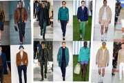 menswear color collocation