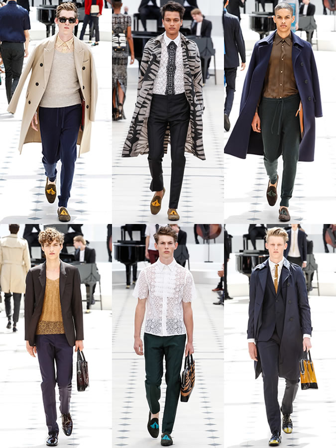 menswear fashion show