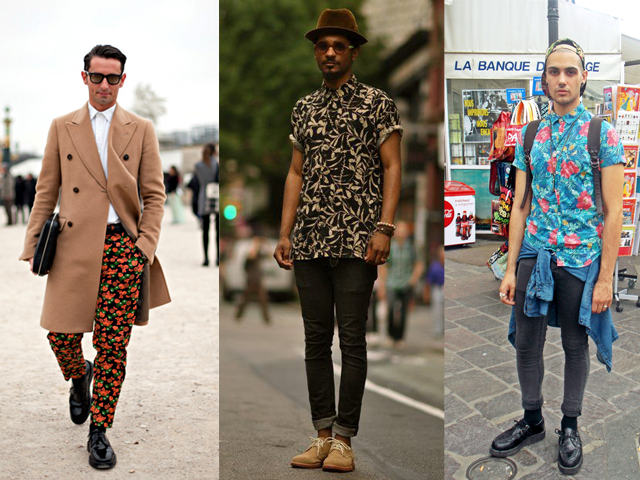 You Canu0026#39;t Go Wrong! Wearing Floral Fashion in Summer! - Men Fashion Hub
