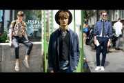 men street snap collections