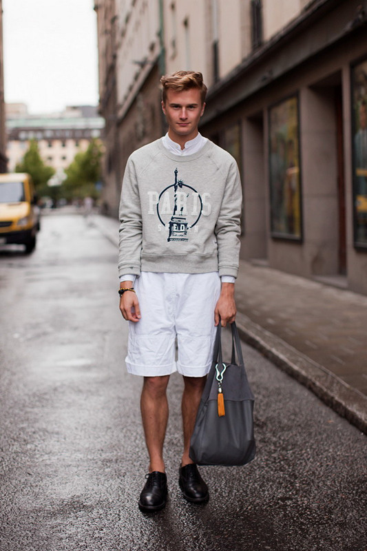 men white fashion
