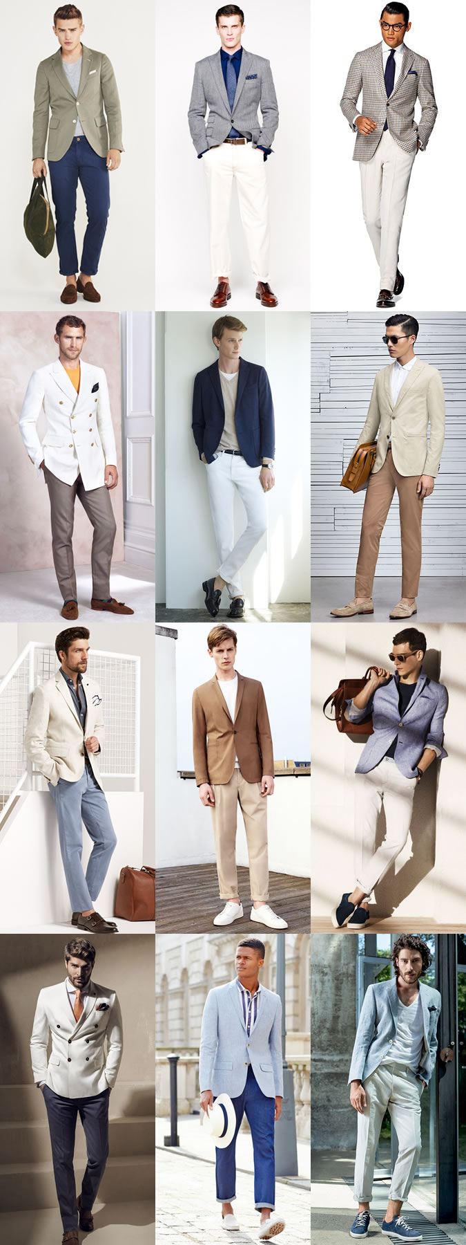 smart casual style