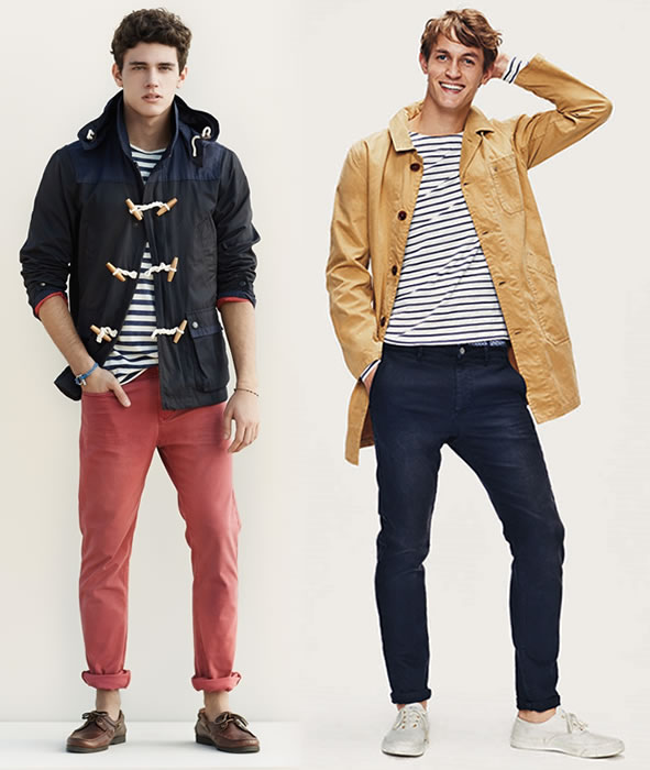 men fashion clothing