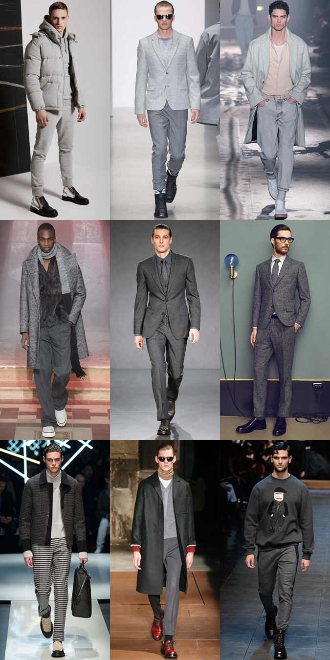 men neutral style