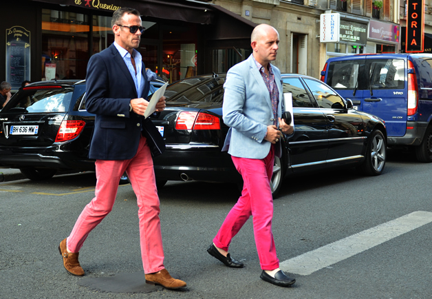 Guys! Do You Dare to Wear PINK?