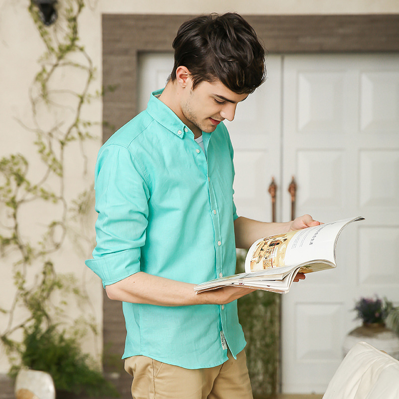 Sharp Mint Green Makes Summer More Than Refreshing! - Men Fashion Hub