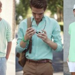 mint green fashion